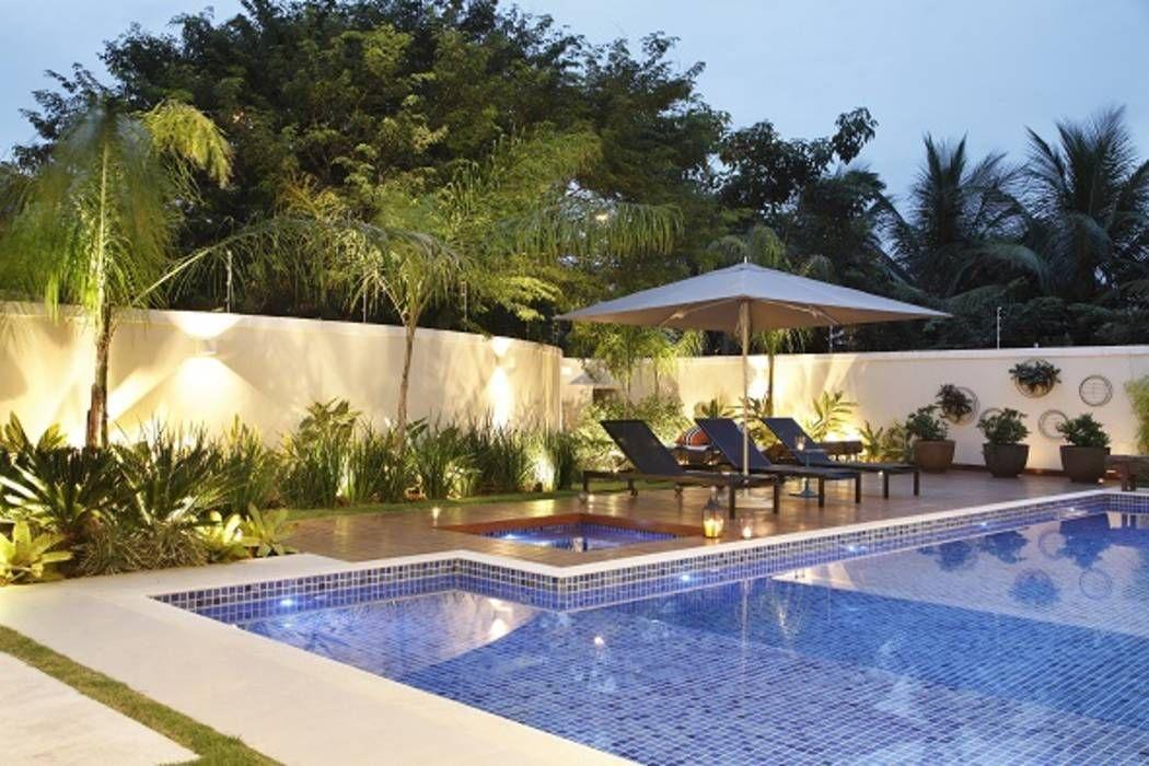 Residencia Quintas Do Rio I Jardins Modernos Por Carmen Mouro