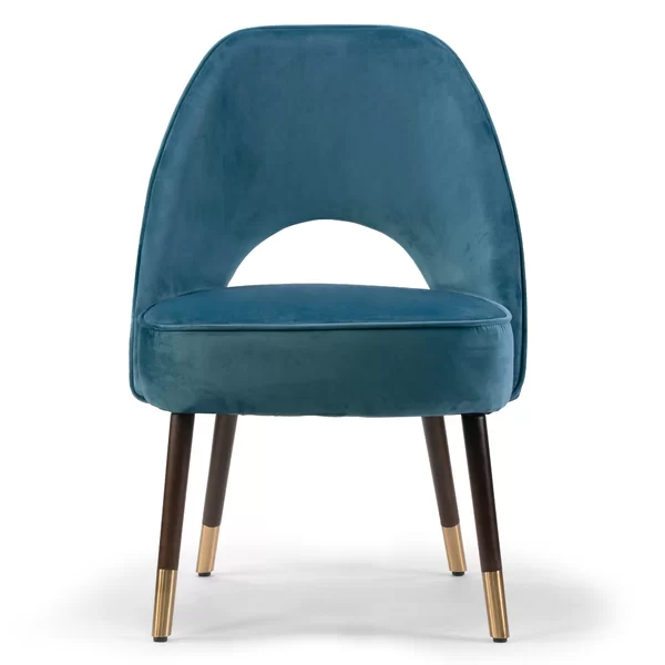 Swind Upholstered Dining Chair Look