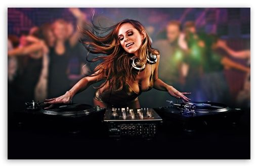 DJ HD Wallpaper for 4K UHD Widescreen desktop & smartphone