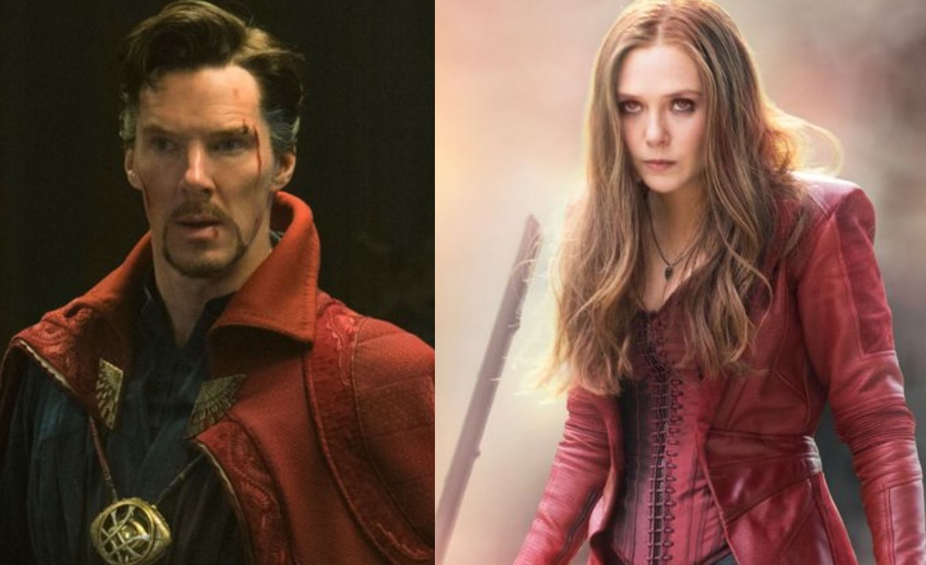 Fan Theory Of Doctor Strange Suggests Scarlet Witch Might Be Next