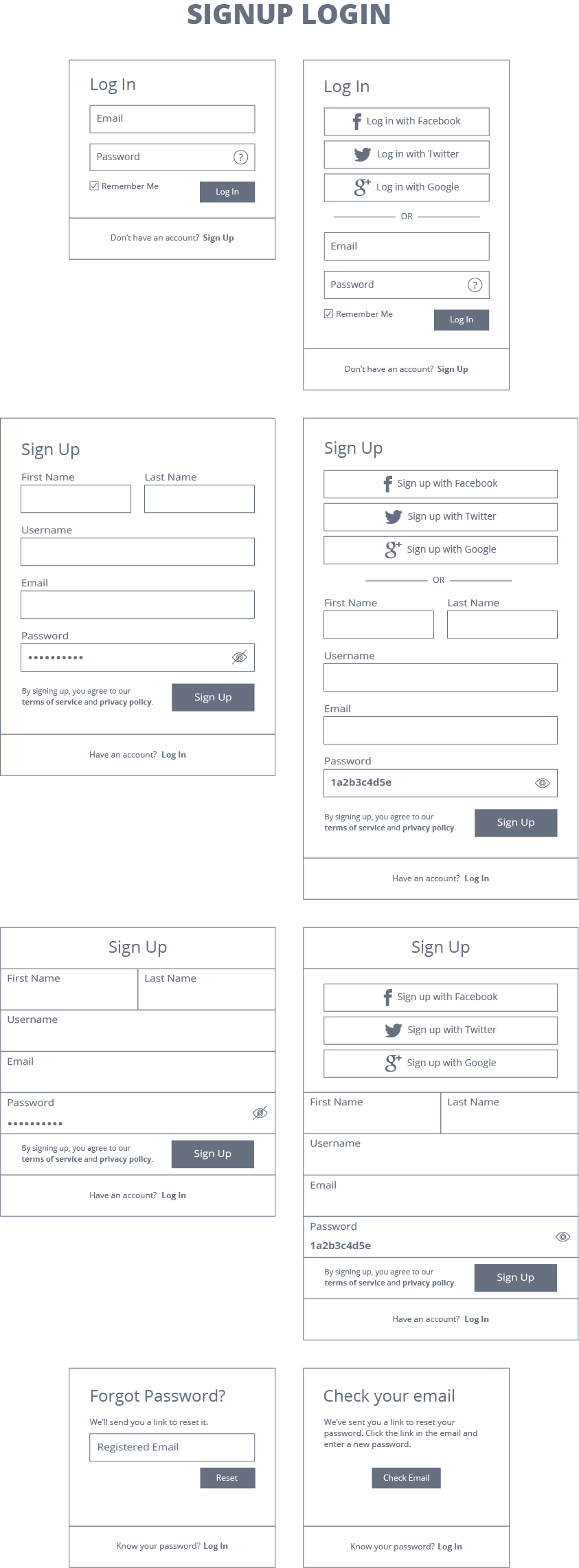 Wireframe Patterns Design At A Pro Level With Ease Wireframe Design Web Development Design Wireframe