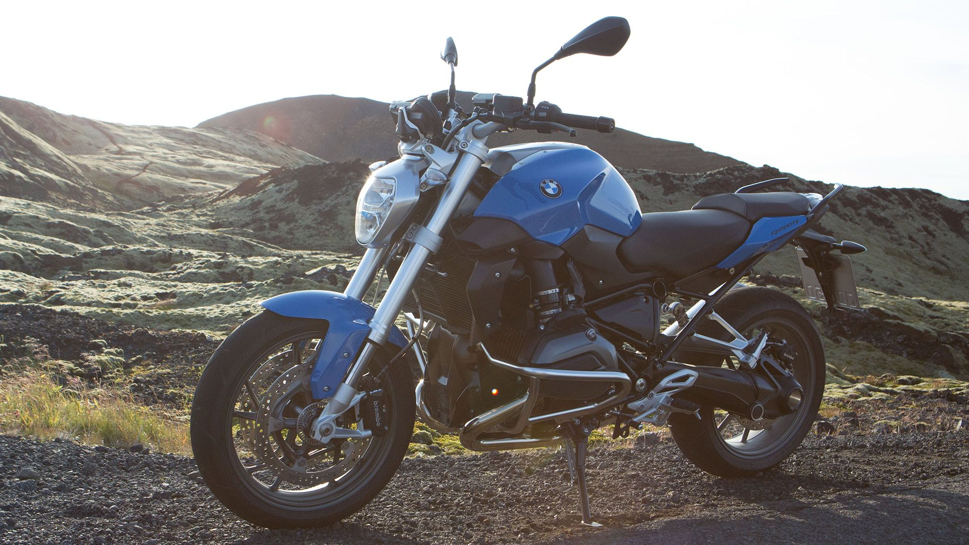 BMW Motorrad : Motorräder : Urban : BMW R 1200 R : Übersicht