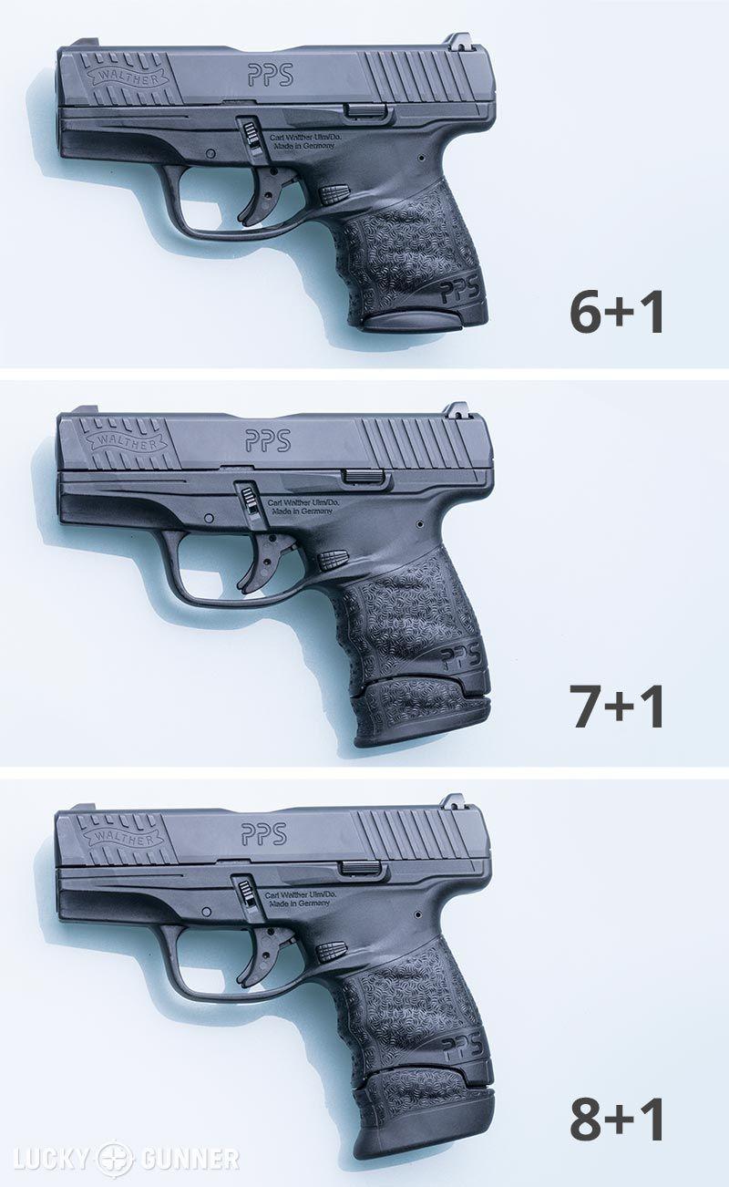 Walther PPS M2 Magazines   SHOOTING   Hand guns, Guns, Guns