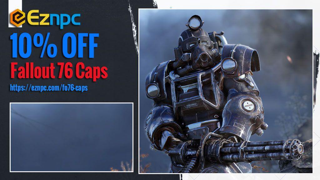 Fallout 76 Bottle Caps