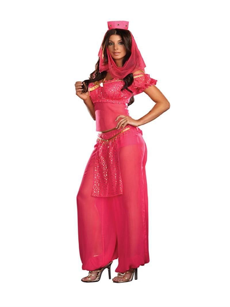dreamgirl genie may k wish costume available at teezerscostumescom - Wish Halloween Costumes