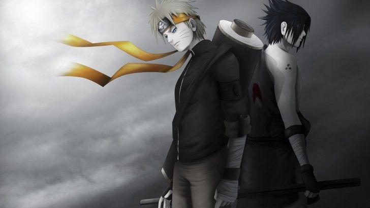 Naruto And Sasuke Hd Wallpaper 1920 1080 Naruto Shippuden Naruto Anime