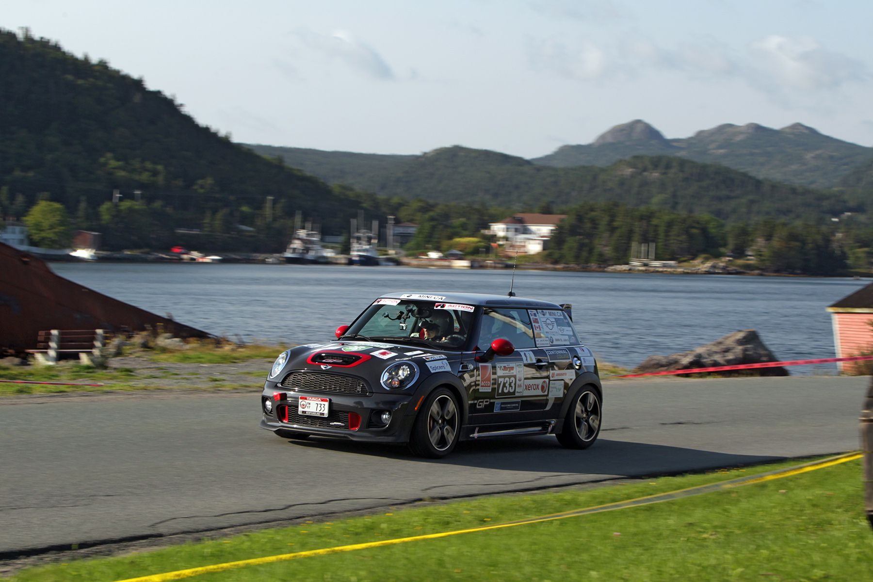 Mini Canada Supporting Canadian Touring Car Championship