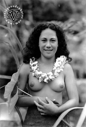 Samoan women old pictures nude #13