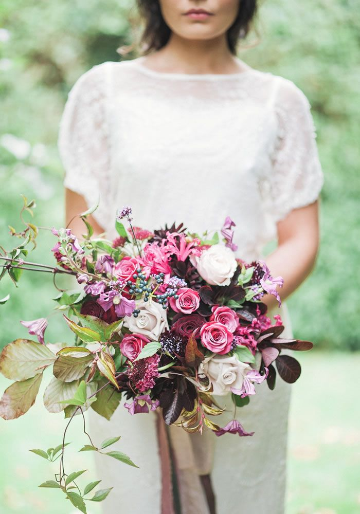 Choosing Wedding Flowers Why The Scent And Look Are Equally Important
