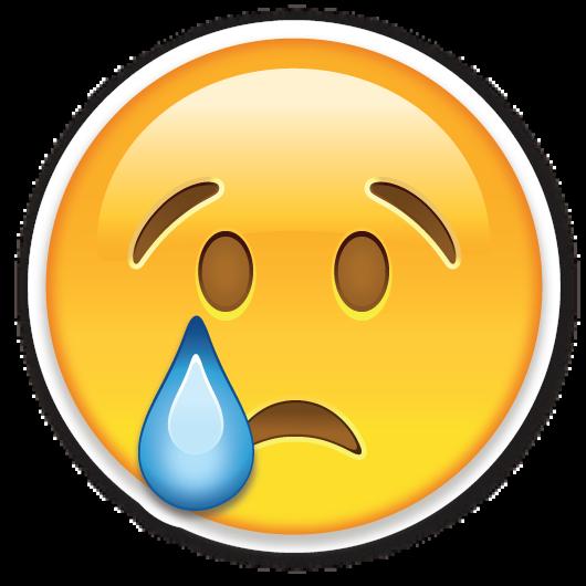 Crying Face Crying Face Emoji Emoticon