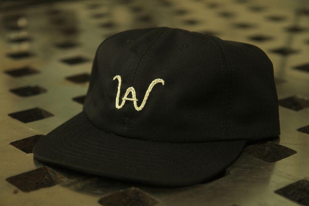 Image of W/A Black Weathervane Hat