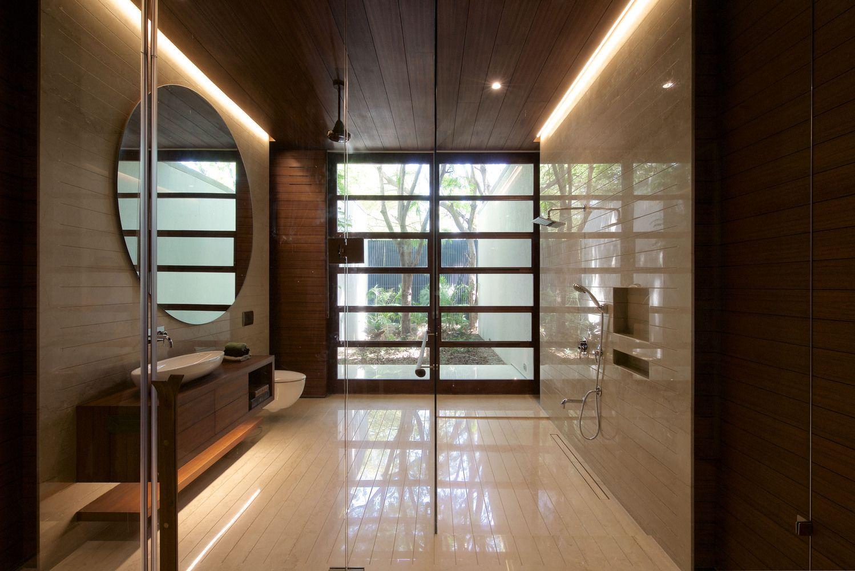 House also gallery of diya spasm design architects architect rh pinterest