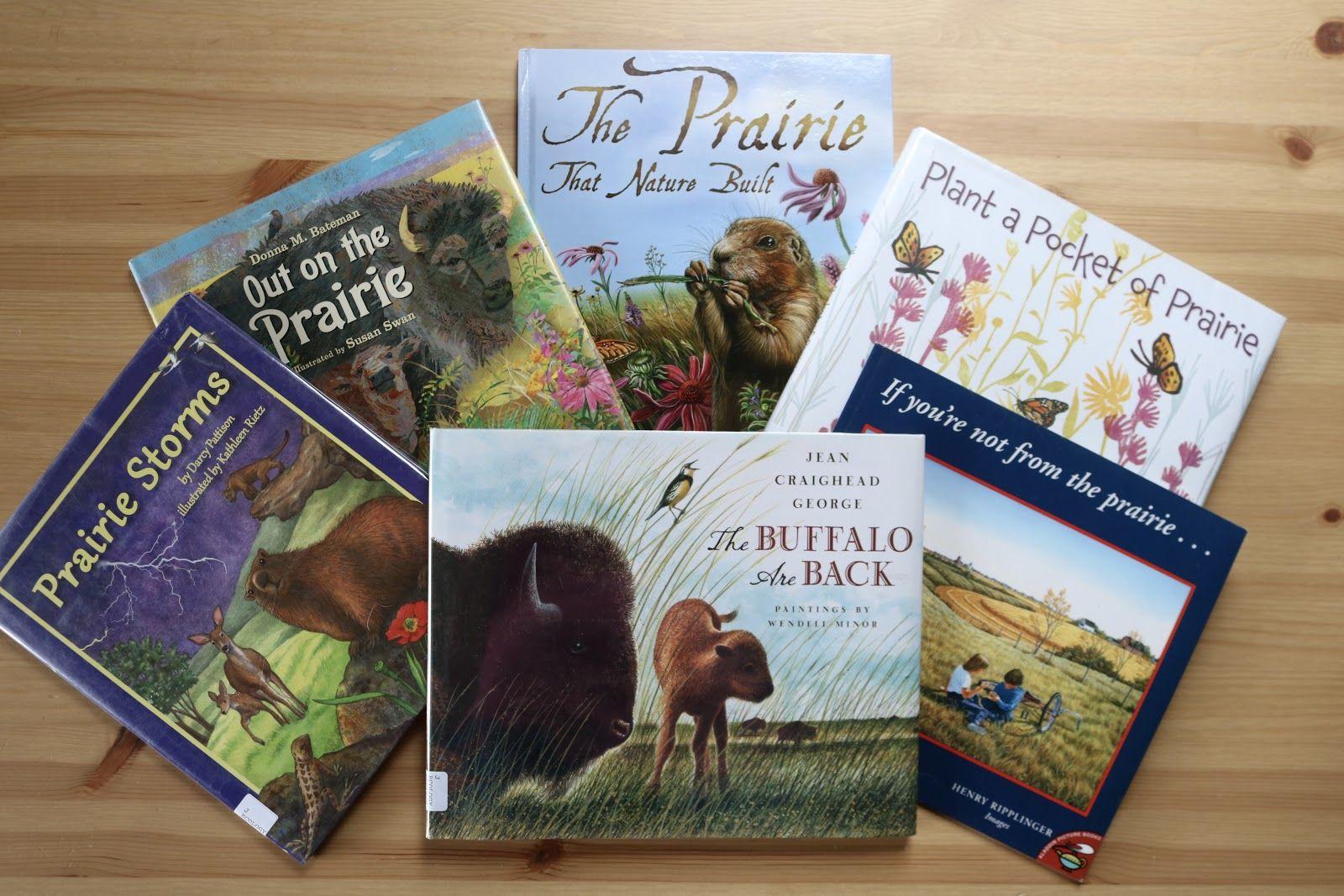 Prairie Week 1 Prairie Primer