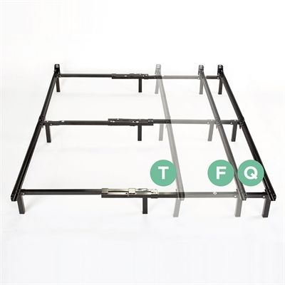 Zinus Bed Frame Compack Adjustable In 2019 Products