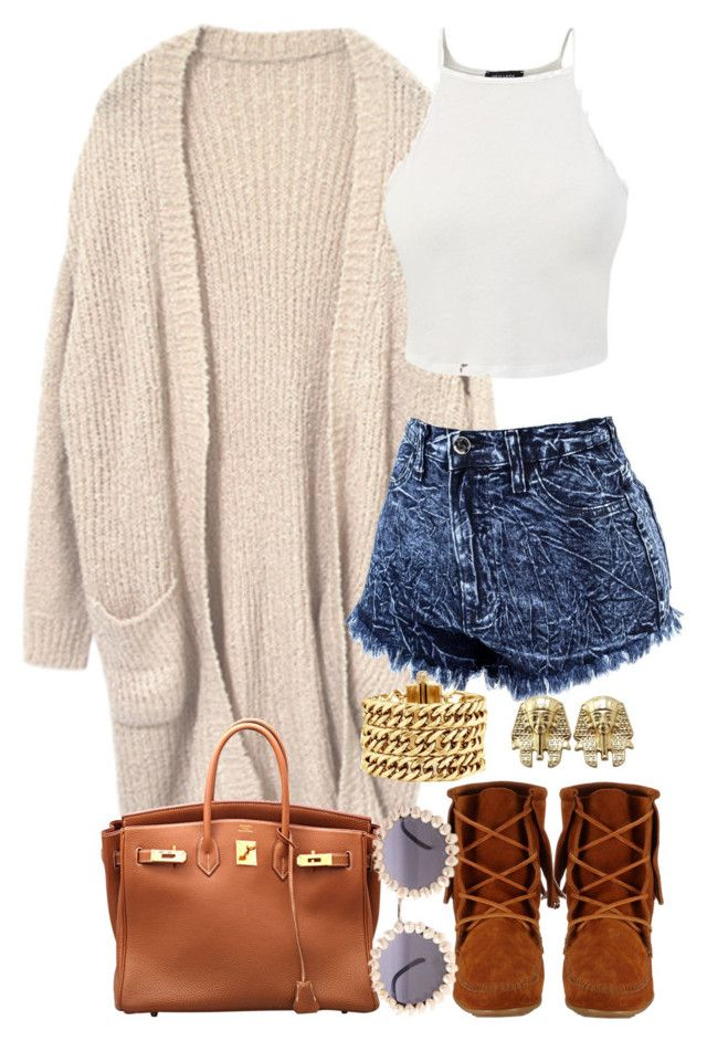 Untitled #1297 by power-beauty on Polyvore featuring polyvore, fashion, style, Minnetonka, Hermès, Juicy Couture and Untitled & Co