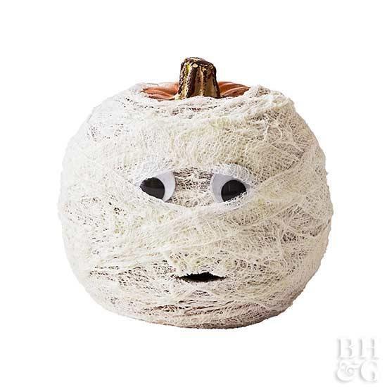 Fresh Ideas for Pumpkin Decorating | pumpkin decorating | Pinterest