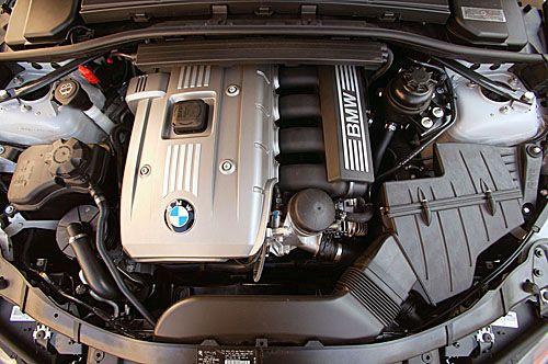BMW I UsedEngine Description Gas Engine AUTO - 325i bmw engine