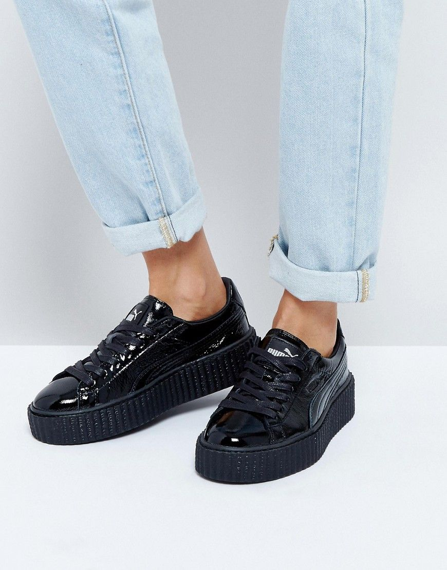 leather creepers puma
