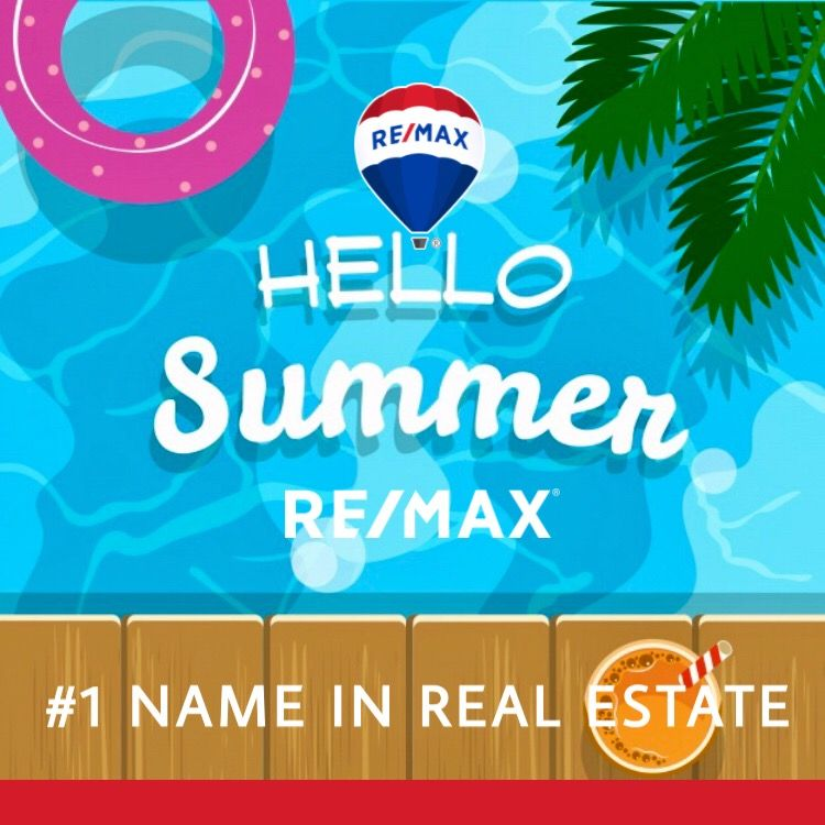 Pin By Jason Kraus Re Max Advanced On Summer Fun In 2020 Remax