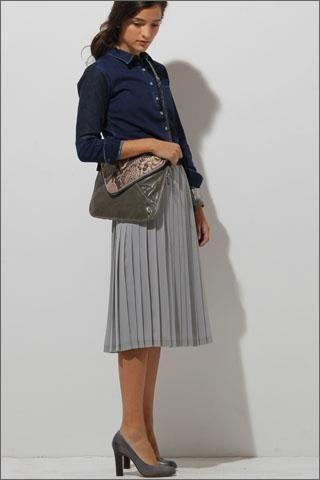 Style It The Pleaty Skirt ♥