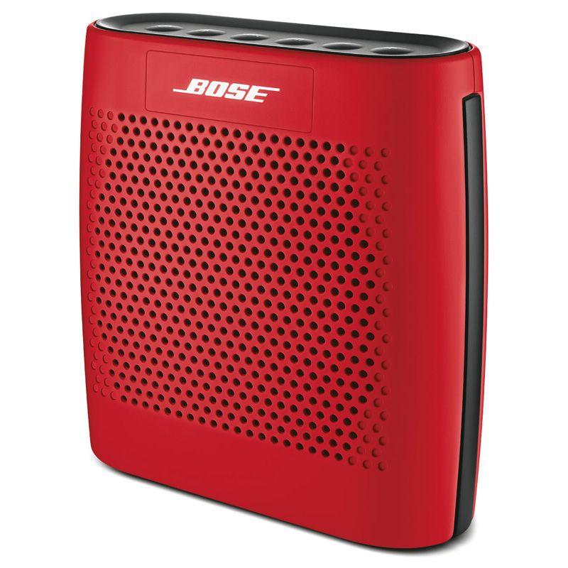 Bose® SoundLink® Color Bluetooth® Speaker - Red | PCRichard.com | SLINKCOLORED