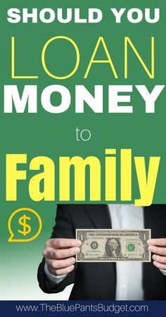 How To Say No To Family Borrowing Money