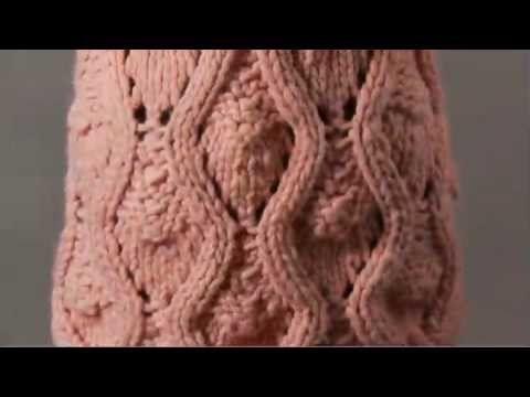 #4 Raglan Jacket, Vogue Knitting Winter 2008.09