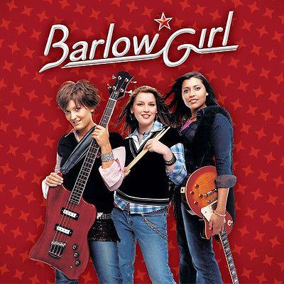 BarlowGirl BarlowGirl CD 2007 Fervent/Curb/Warner Bros * NEW * STILL SEALED *
