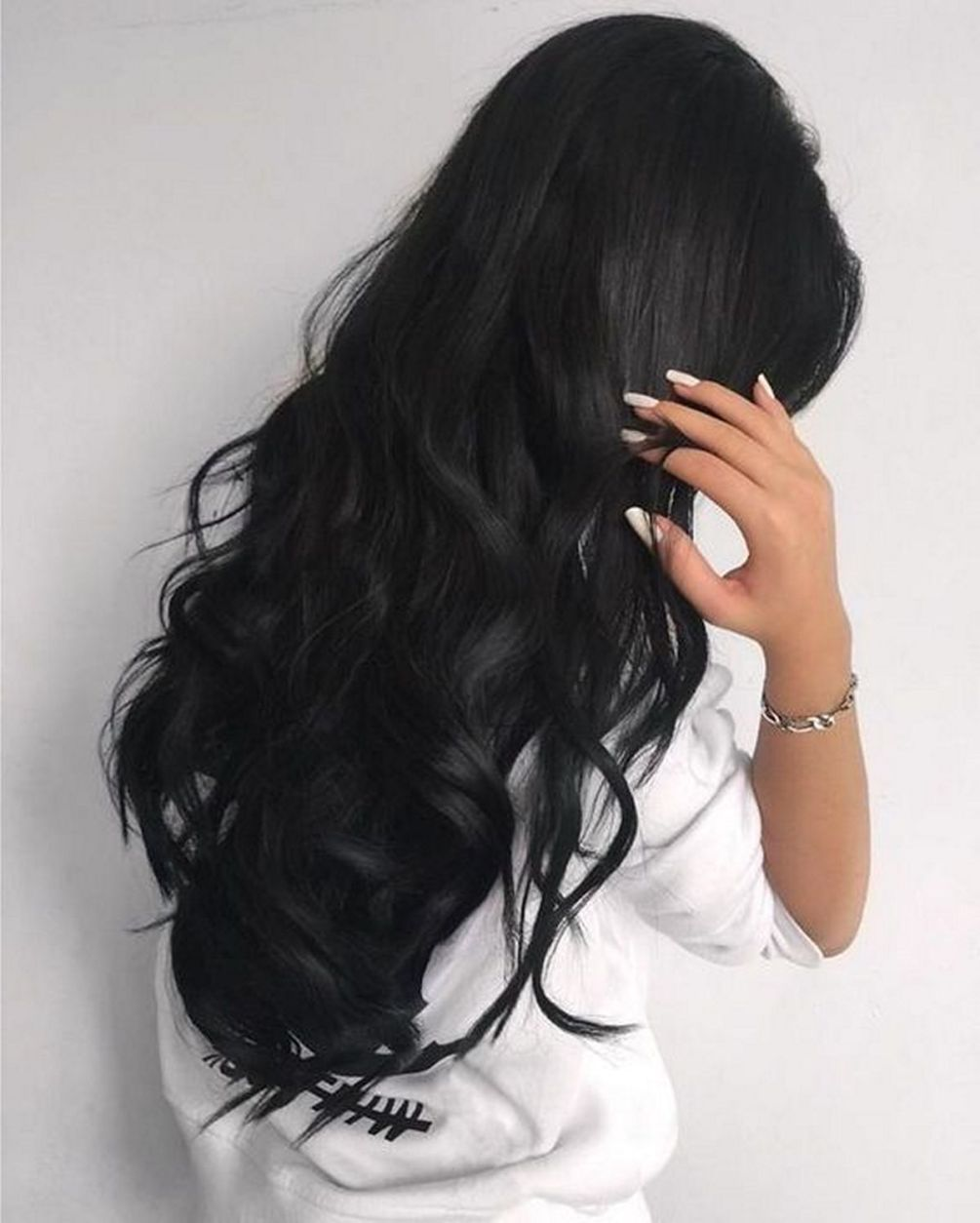 Stunning Hairstyles For Warm Black Hair Ideas 22 Dressfitme Hair Styles Long Hair Styles Hair Color For Black Hair