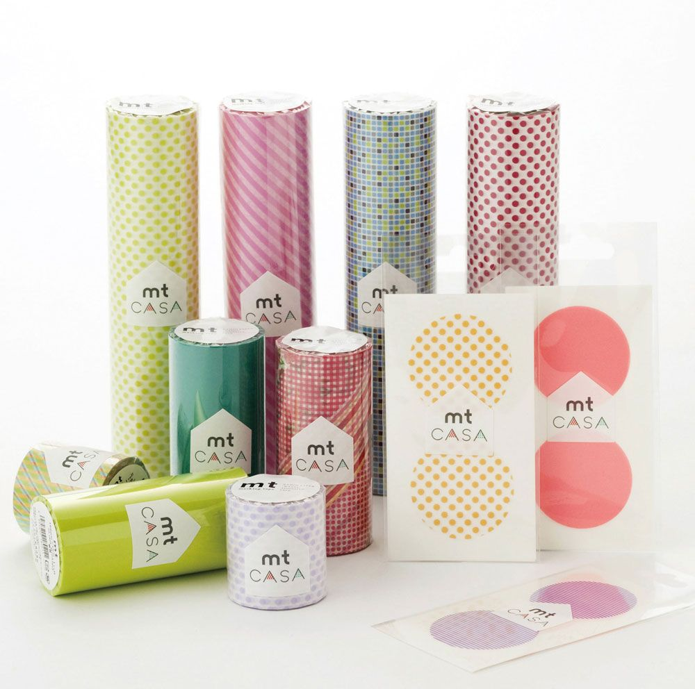 Mt Casa Xl Washi Tape Mt Tape Perfect For Decorating Walls