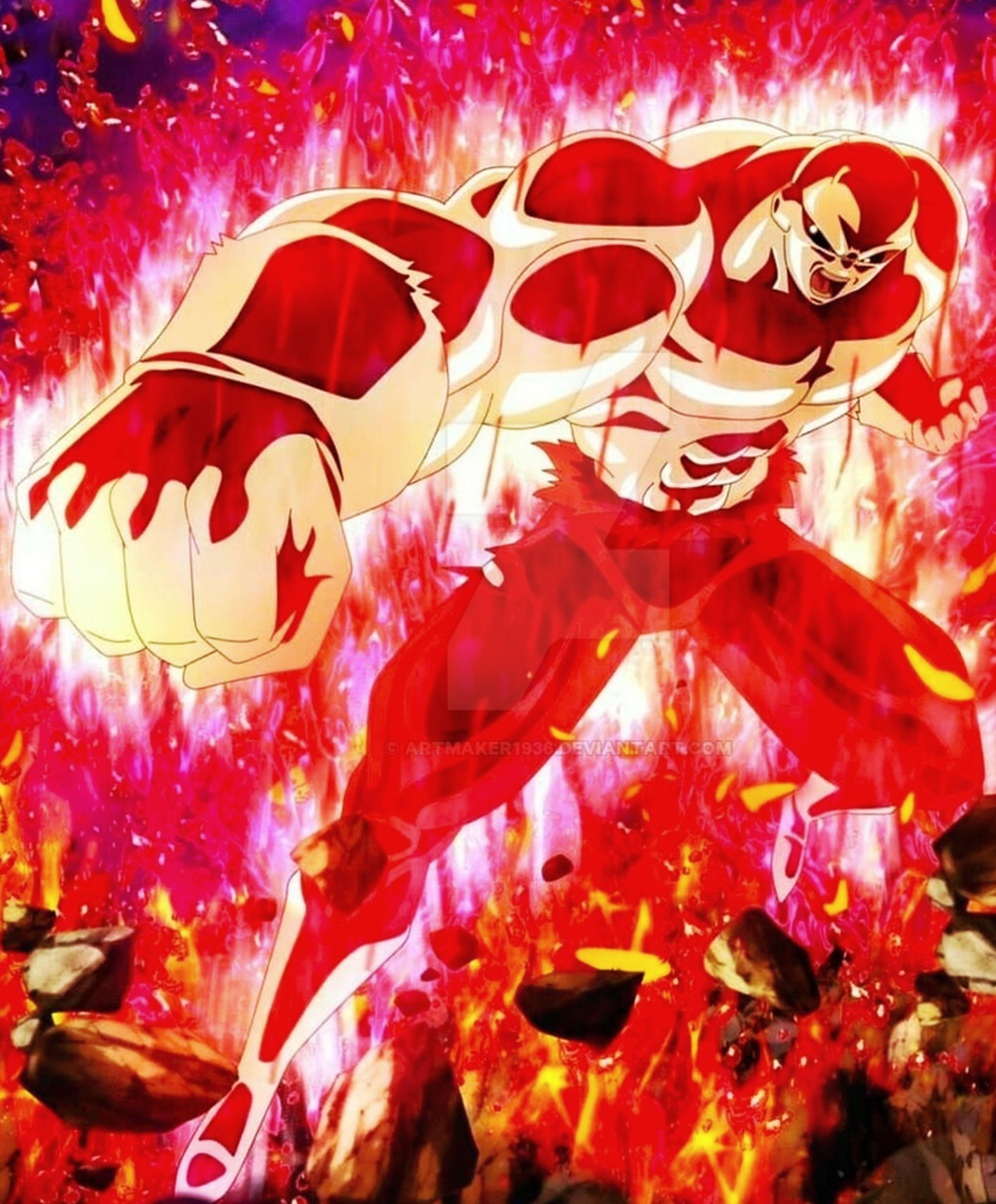 Jiren Full Power Universo 11 Dragon Ball Wallpapers Dragon Ball Super Dragon Ball