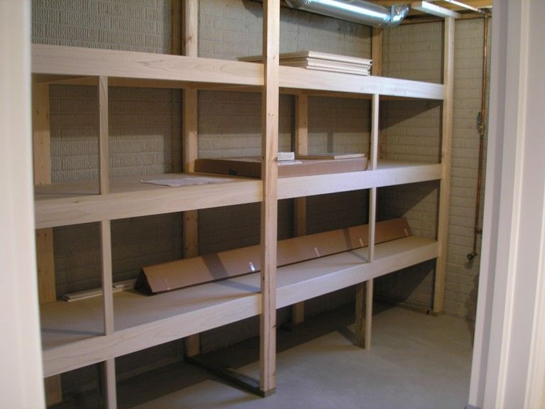 Great Basement Finishing Ideas Basement Storage Shelves Basement Storage Basement Shelving