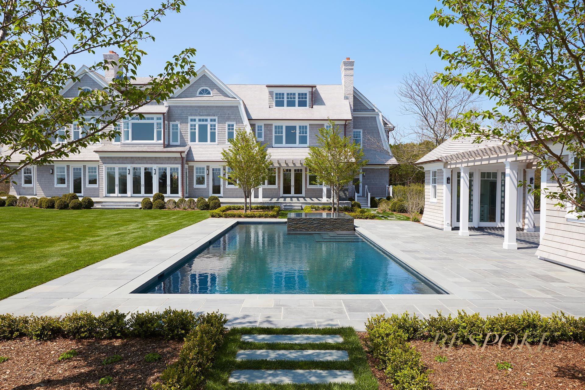 Old Town Road Southampton Ny Hamptons Real Estate Hamptons House Pool House The Hamptons