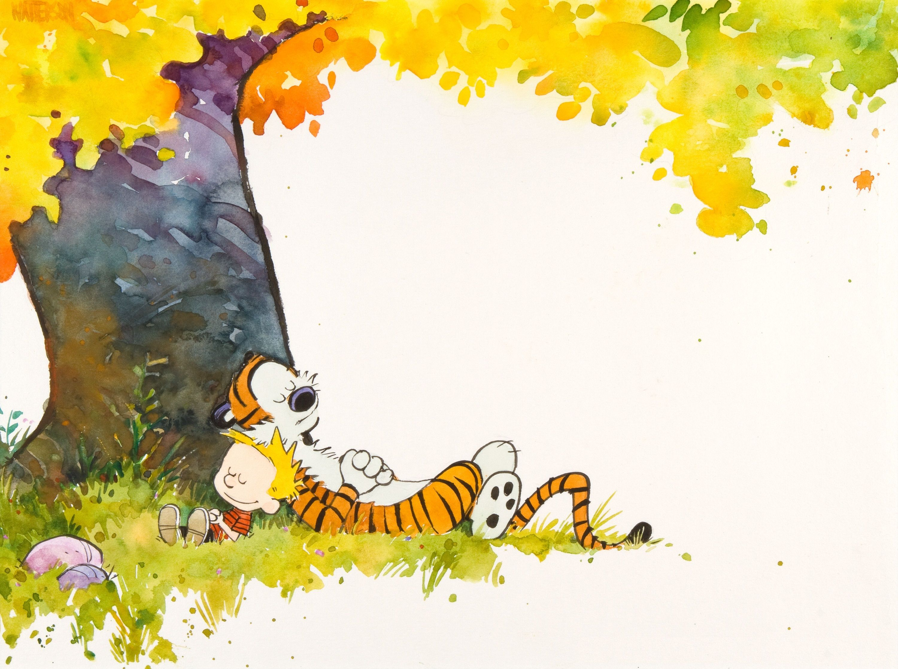 Calvin And Hobbes Wallpapers Images Desktop