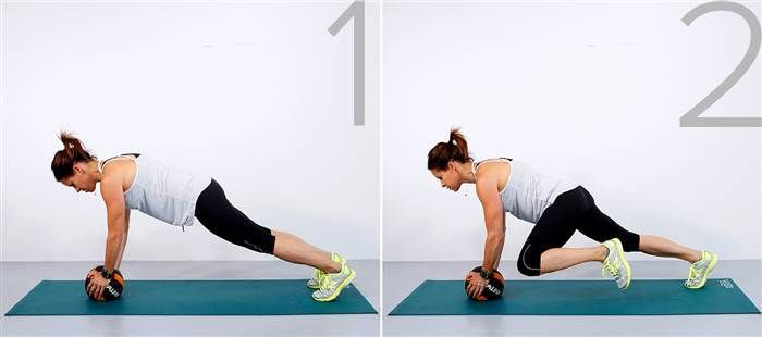 Try this 10-minute arm and cardio blast for enviable results