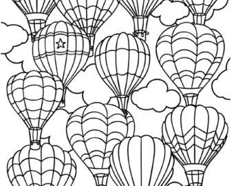 2nd Printable Whimsical Cat Coloring Page For Adults By ToColor