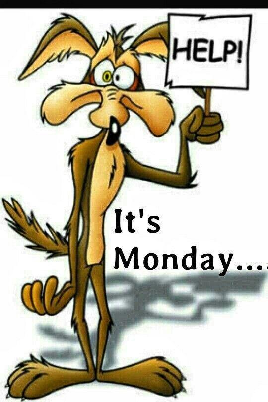Help! It's Monday