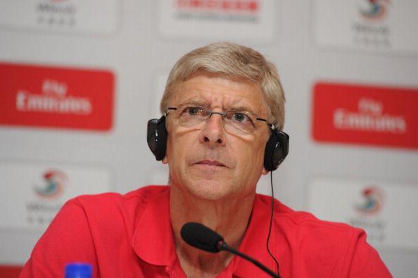 Aw Arsenaltour2012 China Premier League Football English Premier League Arsenal Manager