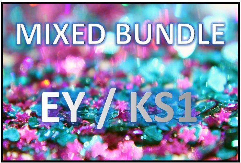 EYFS/KS1 Mixed MEGA BUNDLE by PollyPuddleduck - Teaching Resources - TES