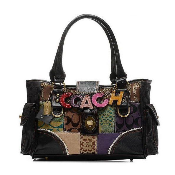Coach Holiday Logo Lock Large Black Satchels ELL Is The Best Choice To Send Your  Coach Holiday Logo Lock Large Black Satchels ELL Is The Best Choice To Send Your