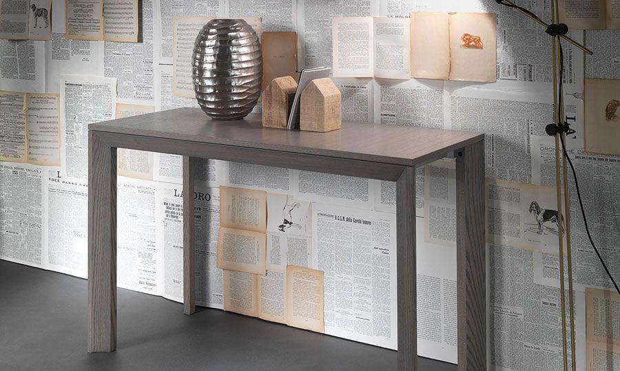 Tavolo Consolle Allungabile di Design: 20+ Modelli Versatili ...