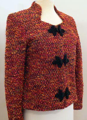 Handwoven Clothing, Jacket, Kathleen Weir-West, 9-001.JPG