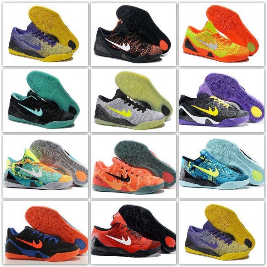 Best HIGH TOP Basketball Shoes: Nike Kobe IX Elite | Best ...