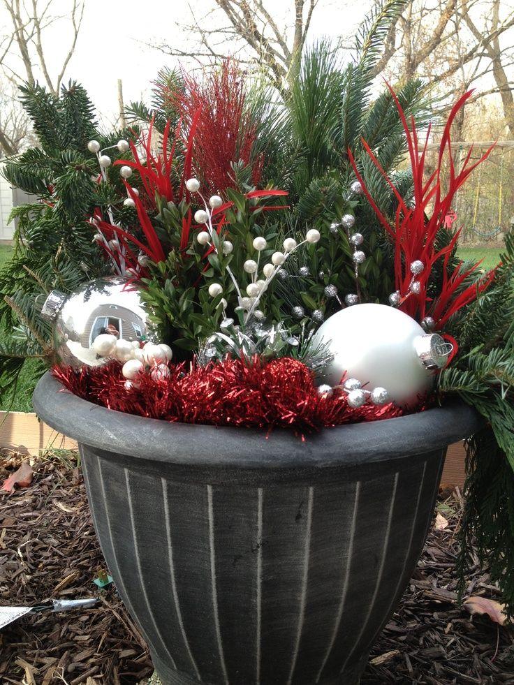 diy Holiday Lawn Decorations Holiday Decor Outdoor DIY