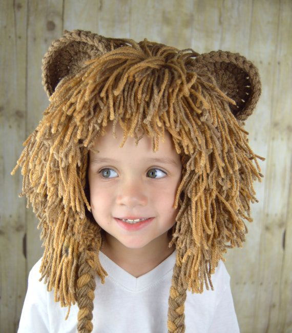 Lion Wig Halloween Costume Lion Hats Costumes for Kids  sc 1 st  Pinterest & Lion Wig Halloween Costume Lion Hats Costumes for Kids | Halloween ...