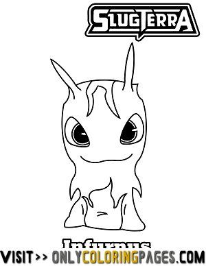 slugterra coloring pages, printable slugterra coloring pages, free ...