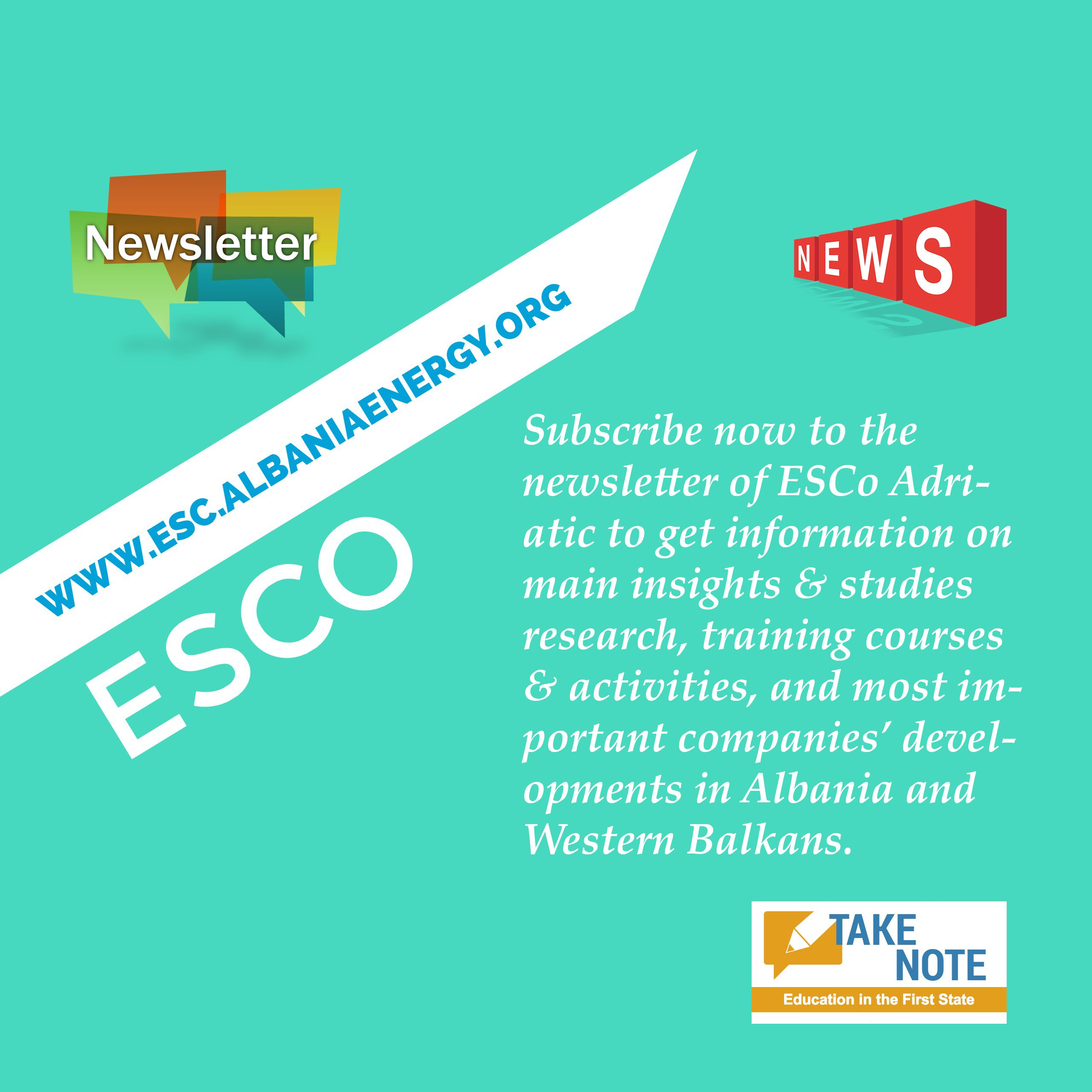 Newsletter Want to get information and insights on the main news and ...