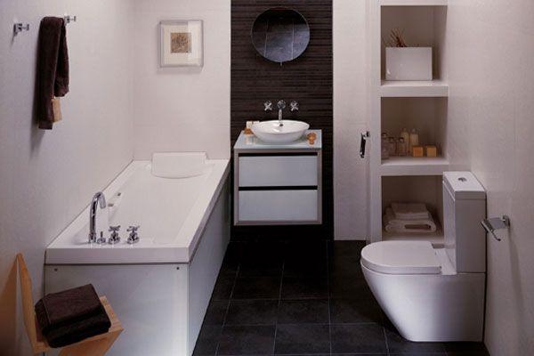 Petite salle de bain  30 idées d\u0027aménagement Bathroom designs