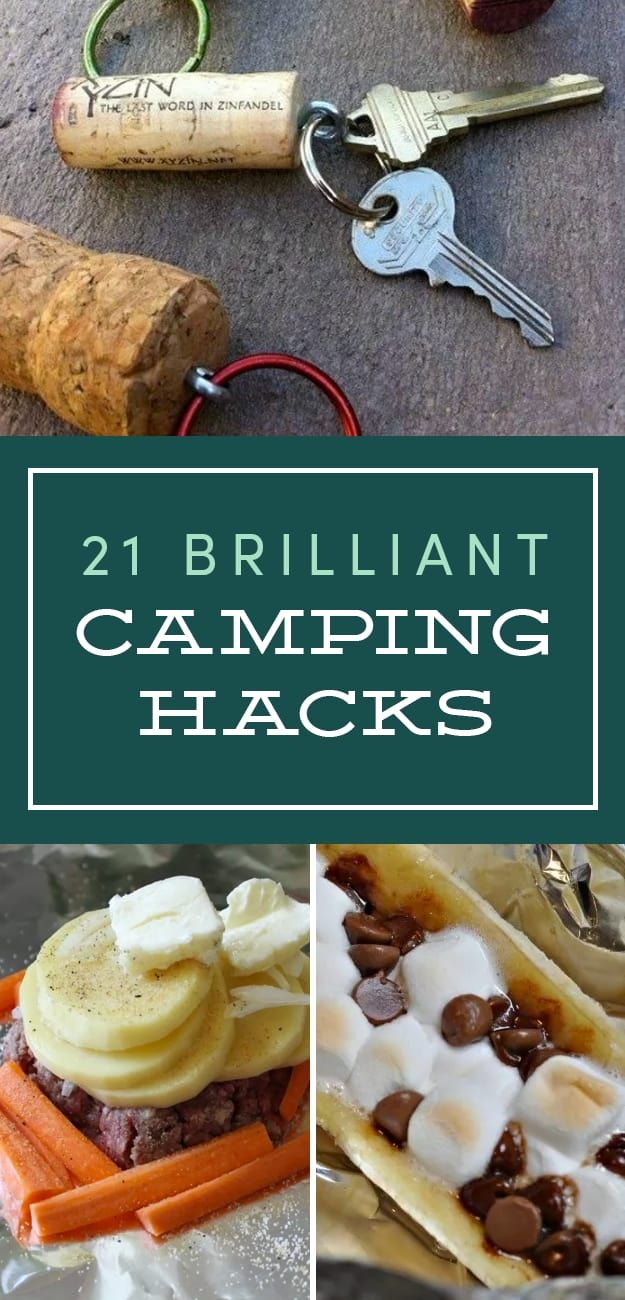 Photo of 21 Low-Key Brilliant Camping Hacks To Try Out