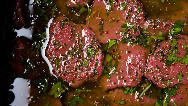 Grillmarinade selber machen: 5 geniale Rezepte für Männer #beefsteakrecipe